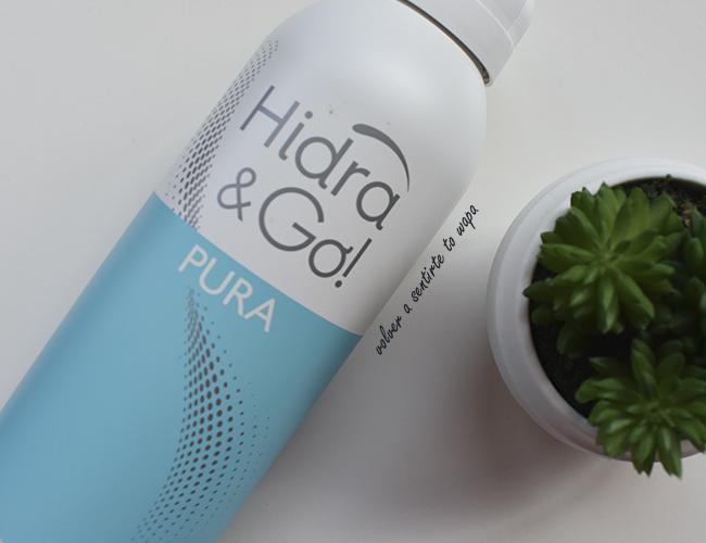 Hidra&Go! Pura hidratante en Spray de Mercadona