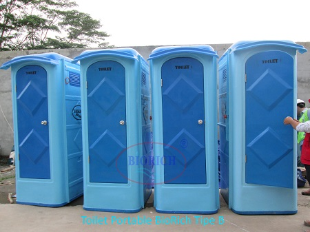 Toilet Portable, WC Portable, Toilet Fleksibel, Toilet Flexible, Toilet Portable Biotech, Rental Toilet, Sewa Toilet, Sewa WC