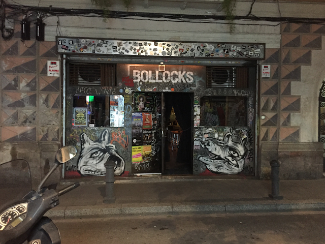 The Bollocks Barcelona