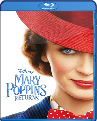 Mary Poppins Returns [2018] [BD50] [Latino]