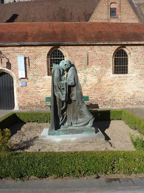 statue-parc-bruges-belgique