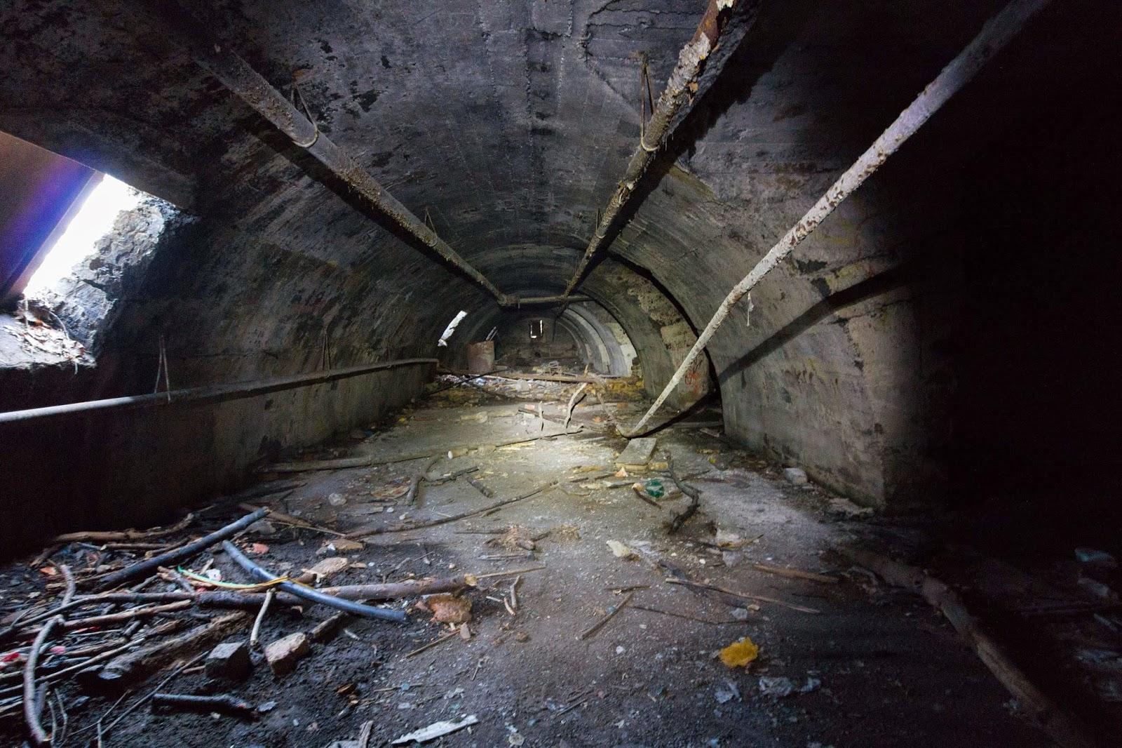 buried in a bunker last traces of the luna lager labor camp abandoned berlin. Black Bedroom Furniture Sets. Home Design Ideas