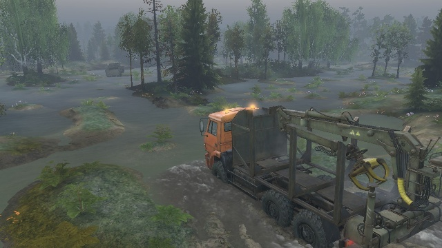 Download Spintires PC Games Gameplay