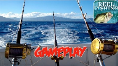 Game Mancing Reel Fishing The Great Outdoors PPSSPP ISO High Compress Full Version Free Download
