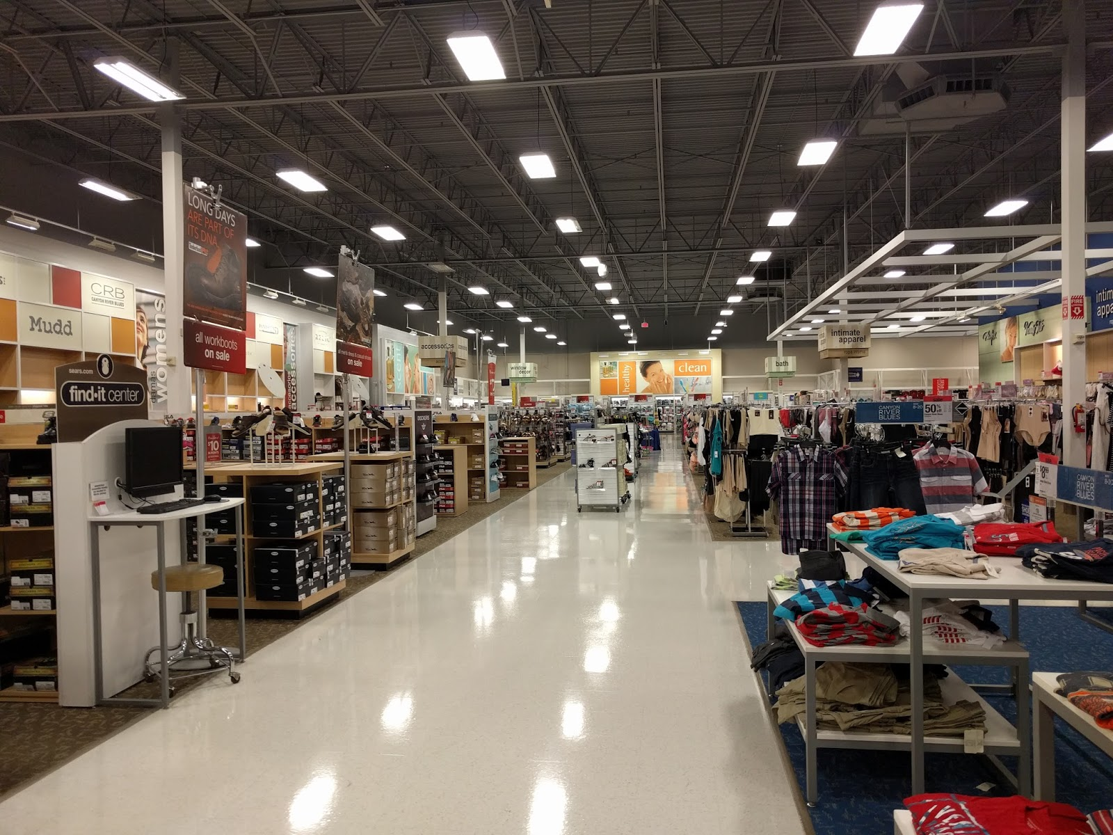 Find the Sears Outlet store location closest to you! Find your local store's location, hours, phone number & more. Visit Sears Outlet today!