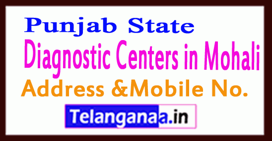 Diagnostic Centers in Mohali Punjab