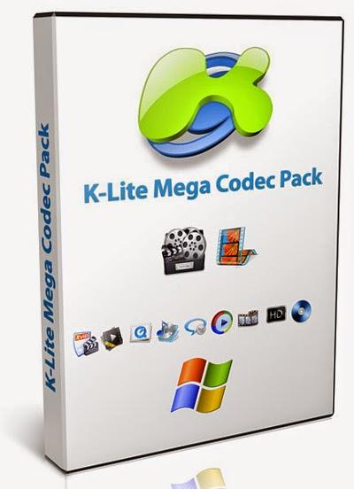 الكوديك الشهير لتشغيل الفيديو والصوت  K-Lite Mega Codec Pack 11.1 Final