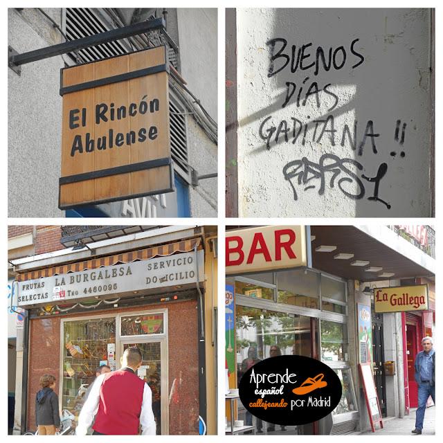 Aprende español callejeando por Madrid: ¿De dónde eres?