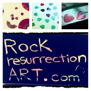 ROCK RESURRECTION ART