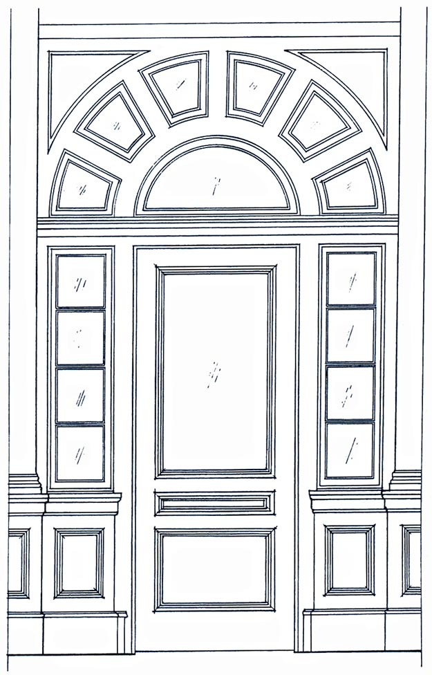 Custom Wood Windows by Camden Windows - 240 Centre Street, NYC