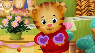 daniel tiger heart scavenger hunt