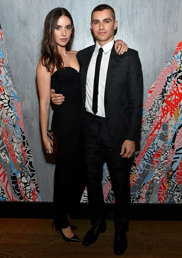 ¿Cuánto mide Alison Brie? - Real height Alison-Brie-Dave-Franco01