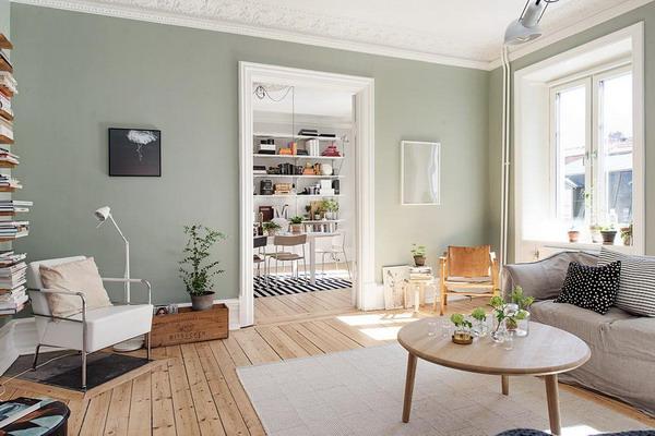 الديكور الداخلي لغرفة المعيشة في 2019