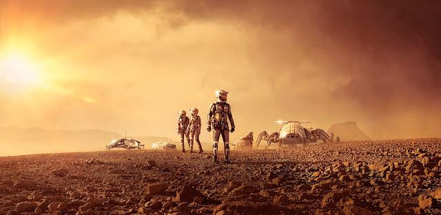 """Series """"Mars"""" của National Geographic sẽ được ra mắt vào 9 giờ tối ngày 13/11 trên National Geographic Channel (khu vực Á Châu)."""