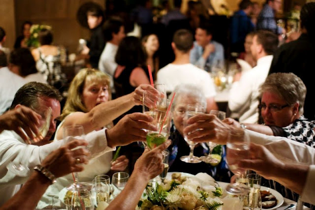 How to Make & Cut Your Guest List   photo by Jennifer Roper