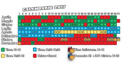 Calendario Cavallino Matto 2017