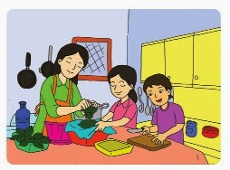 Gambar Kerjasama Di Sekolah Kartun Trend 10 Gambar Kartun Kerja Bakti Di Sekolah Paling Dicari