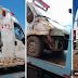 Ambulância que transportava paciente de Campo Novo do Parecis se envolve em acidente
