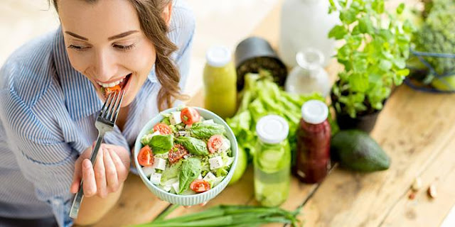 10 τρόποι για να μείνεις πιστός στην διατροφή σου
