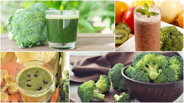 Resep aneka cara membuat jus brokoli yang enak bermanfaat