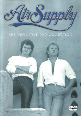 Air Supply The Definitive DVD Collection DVD R1 NTSC VO