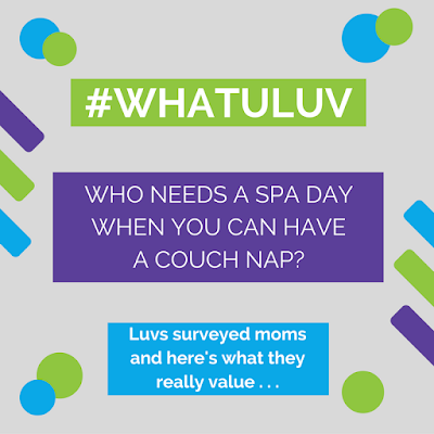 #WhatULuv, apparently it's the little, teeny, tiny things #spon