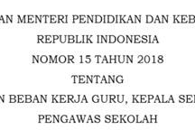 Acuan Penerbitan SKTP berdasarkan Permendikbud N0.15 Tahun 2018