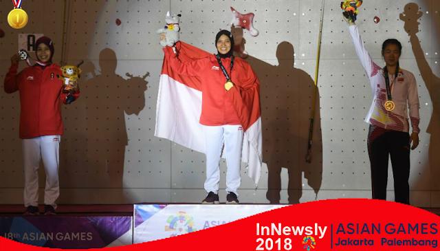 Spesial Aries Susanti Rahayu - Asian Games Indonesia