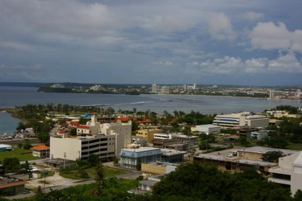 Hagatna, Capital de Guam