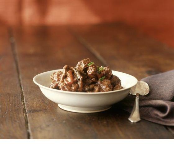 Crock Pot Oxtail Stew