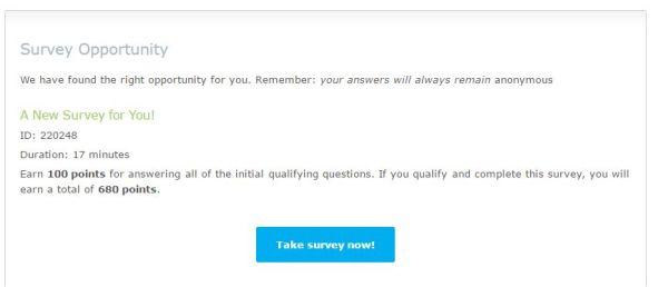 MyView Survey Website Review