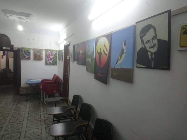 مدينة جبلة تحتضن ملتقى البيادر الثقافي وبداية طموح