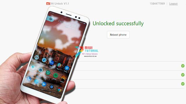Unlock Bootloader di Xiaomi Redmi Note 5/PRO Semakin Mudah dengan Panduan Tata Cara + Video Ini