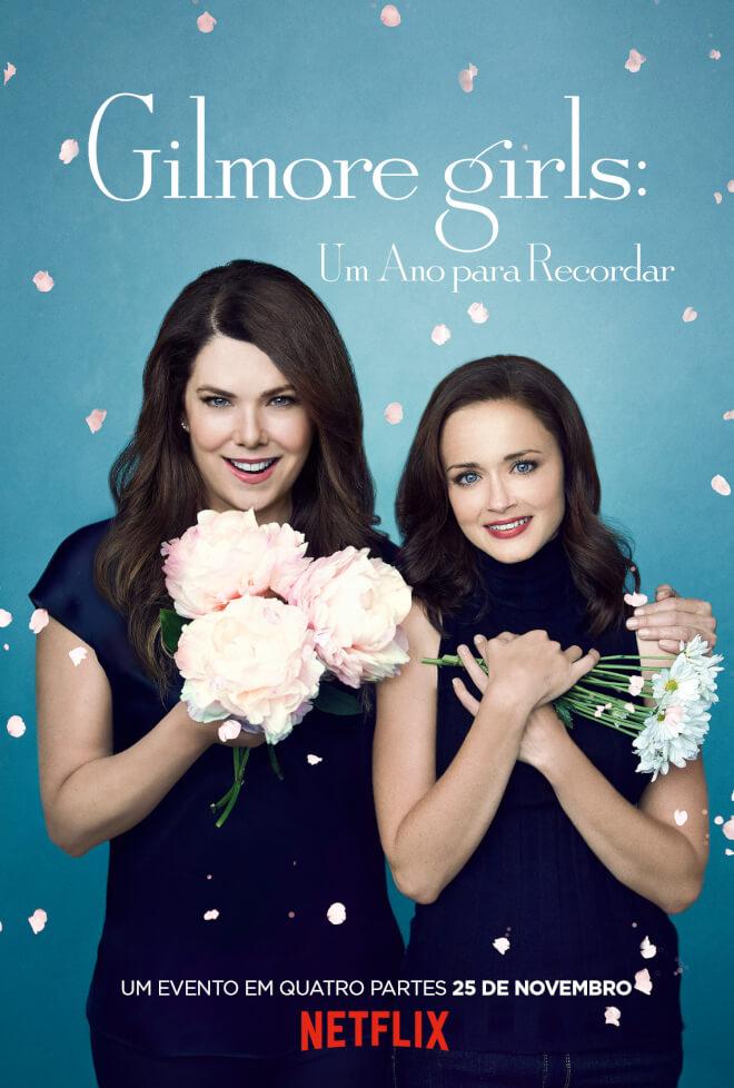 Assistir Série Gilmore Girls: A Year in the Life – Todas as Temporadas