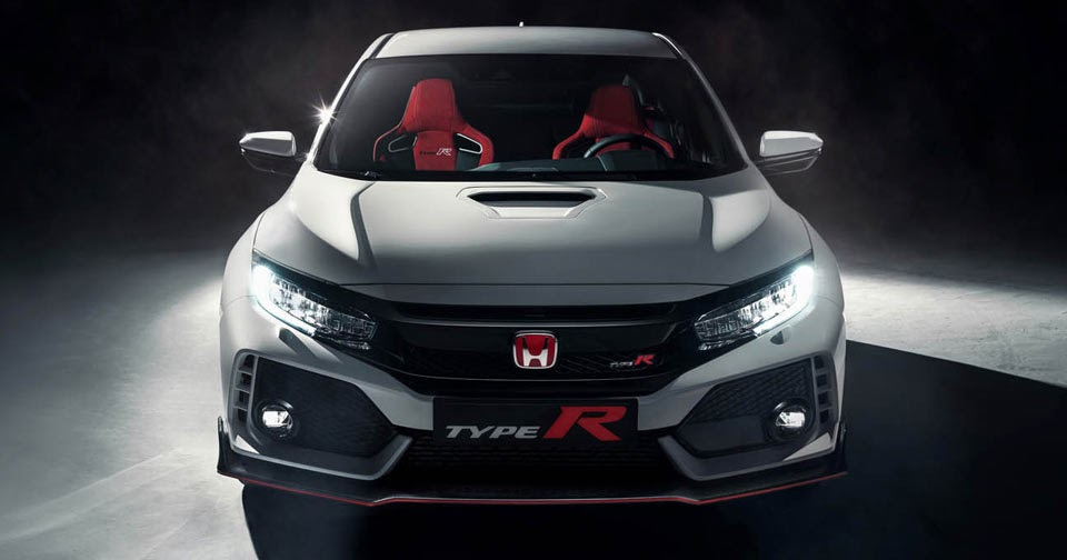 epa rates 2018 honda civic type r at 25 mpg combined. Black Bedroom Furniture Sets. Home Design Ideas