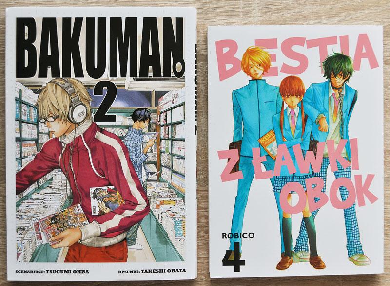 Bakuman 2 tonari no kaibutsu-kun 4