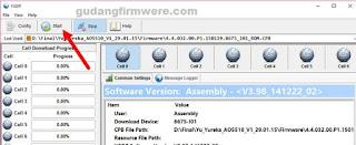 Cara Flashing Coolpad 5218D atasi matot