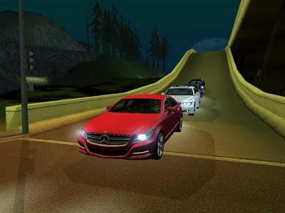 تنزيل لعبة gta san adndreas مع سيارات جديدة