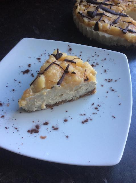 vegan raw cheesecake