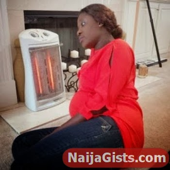 mercy johnson maternity leave