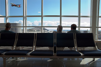 Aeropuerto Santiago Chile