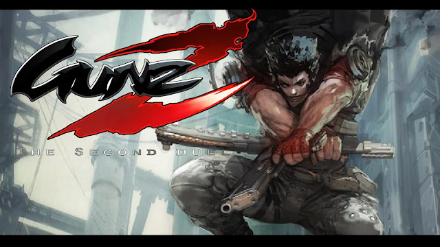 Gunz 2 the second duel un juego de acción que mezcla en anime con disparos..