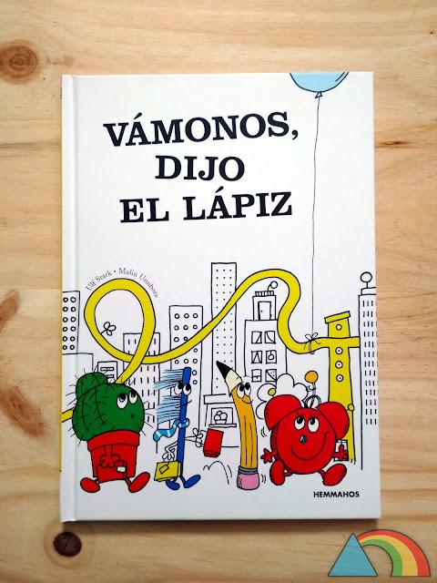 Libro Vámonos, dijo el lápiz de Ikea