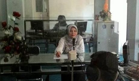 Feri Mulyani Hamid: Obat PCC Tidak Ditemukan di Padang
