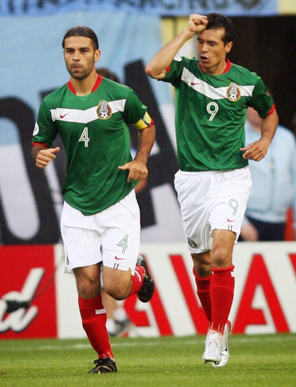 Resultado de imagen para selección mexicana 2006