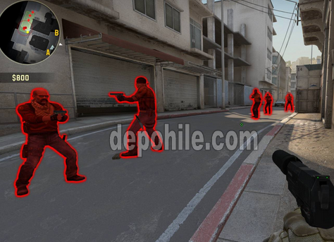 Counter Strike GO CWv2 Multihack Hile 15.04.2018