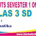Soal UTS Matematika Online Kelas 3 ( Tiga ) SD Semester 1 ( Ganjil ) - Langsung Ada Nilainya