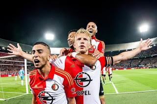 Dirk Kuyt, Prediksi Feyenoord vs MU, Europa League 2016/17