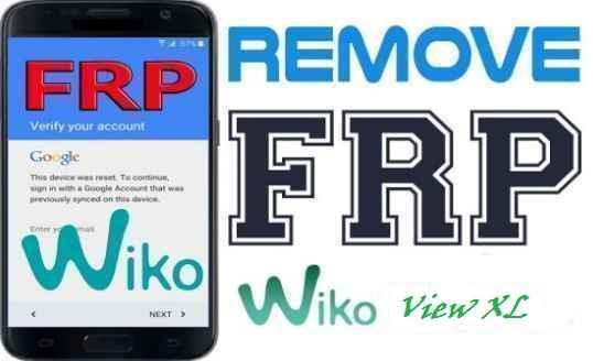 طريقة ،إزالة ،حساب ،غوغل ،من ،هاتف ،Remove، frp ،Wiko، View، XL