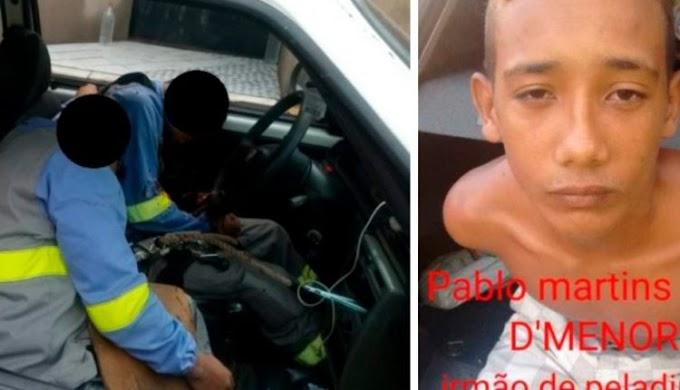 REPERCUSSÃO - Jovem de 18 anos que matou funcionários da Cemar já tinha dois homicídios